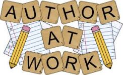 author-at-work