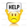help smiley